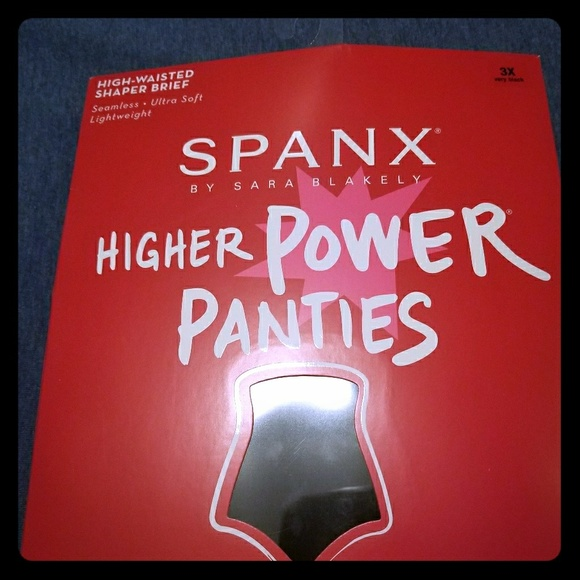 0da985d7407af Brand New Spanx Higher Power Panty Shapewear